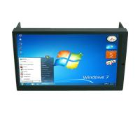 Buy cheap 2DIN 7 Inch LED Touch Screen Monitor with VGA and Auto Switching AV2 for Reverse Camera for Car PC from Wholesalers