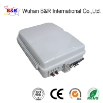 Buy cheap Anti Rust 24 Cores Fiber Optic Distribution Box from wholesalers