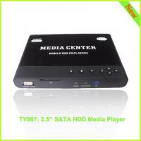 Buy cheap 1080p 2.5'' SATA HDD Media Player F10 from wholesalers