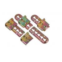 Buy cheap Durable Iron Bed Hinges Brackets, Metal Brackets For Wood Bed Frame from wholesalers