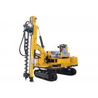 Buy cheap JCD50 full Hydraulic Strong Power Portable DTH Drilling Rig Deadline Anchor from wholesalers