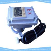 Buy cheap 2 Channels 5VDC 30mA 100 Pulses Flameproof Sensor FBCGQ-1 for fuel dispenser product