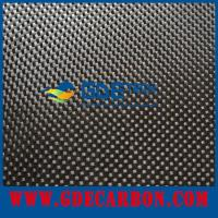 Buy cheap GDE 3k 240g/m2 carbon fiber fabric plain/twill woven on sale from wholesalers
