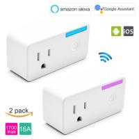 Buy cheap Remote Control Wireless Plug Socket For Home By One APP Or Voice from wholesalers