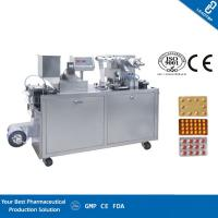 Buy cheap Lab Scale Tablet Blister Machine , Capsule Blister Packaging Machine from wholesalers