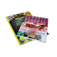 Buy cheap A4 Full Color Custom Cookbook Printing Hardcover Recipe Book Printing Service from wholesalers