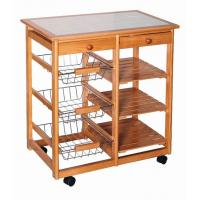 Buy cheap foldable bamboo wine rack from wholesalers