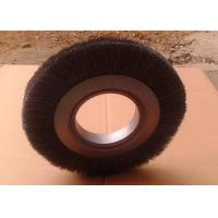 Buy cheap High Carbon Steel Wire Wheel Brush 250 OD X 99mm Inner Hole Fast Removing Rust from wholesalers