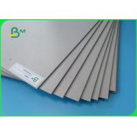 Buy cheap Recycled Pulp Paper Board FSC Certificate Grey Carton Sheet Making Boxes from wholesalers