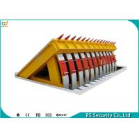 Buy cheap Yellow CE Approved Road Traffic Vehicle Blockers Heavy Duty Facilit from wholesalers