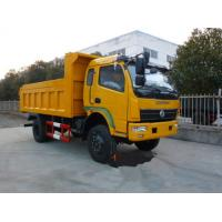 Buy cheap Professional  Mining Dump Truck 4X4 Drive Mode DFD3060 With Cummins Engine from wholesalers