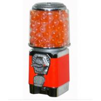 Buy cheap mini gum ball vending machine Plating candy dispenser gumball machine different color from wholesalers