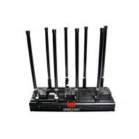 Buy cheap 120W High Power 2G 3g 4g signal blocker , WIFI Mobile Phone Signal Jammer Up to 150m from wholesalers