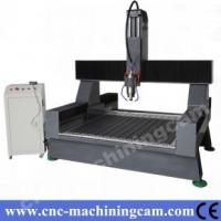 Buy cheap DSP 600mm Z axies ,cnc granite stone engraving machine ZK-1212(1200*1200*600mm) from wholesalers
