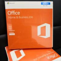 Buy cheap Hot sale 100% Original Useful Microsoft office 2016 home and business Russian version Retail Box with DVD laptop key from wholesalers
