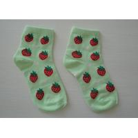 Buy cheap Warm Jacquard Knitted Cotton Baby Socks from wholesalers