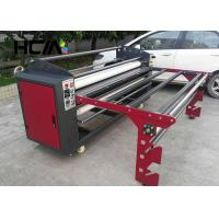 Buy cheap Electric Big Roll To Roll Sublimation Machine Manpower Saving High Accuracy from wholesalers