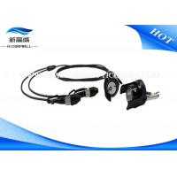 Buy cheap 2 Core Military Tactical Fiber Optic Patch Cable with Plug and Receptacle from wholesalers
