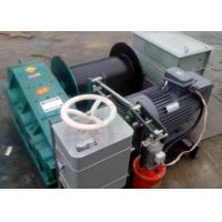Buy cheap Heavy loading  JM  low speed 110v-460v electric winch 12000lbs from wholesalers