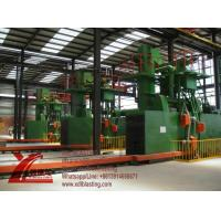 Buy cheap SXH0816-8 Steel Structure Shot Blasting Machine from wholesalers