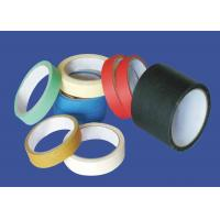 Buy cheap Rubber Mastic Colored Masking Tape 48mm x 55m Dimension Smooth Tapes from wholesalers