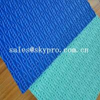 Buy cheap Colorful Shoe Sole Rubber Sheet / soft recycled sheet customized Size from wholesalers