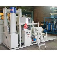 Buy cheap Low Noise Motor Oil Recycling Plant , Industrial Engine Oil Recycling Equipment from wholesalers