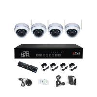 Buy cheap Nvr Ip Camera Kit High Definition Waterproof  Surveillance Cameras from wholesalers