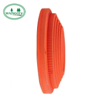 Buy cheap Biodegradable Non Toxic 108mm Clay Pigeon Targets from wholesalers