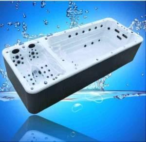 Buy cheap Portable Fiberglass Balboa Energy Smart Swimming Pool SPA (SRP-650) product