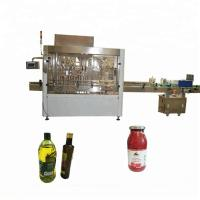 Buy cheap PLC Control PET Bottle Filling And Capping Machine For Tomato Paste / Hot Sauce from wholesalers