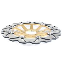 Buy cheap Left Right Motorcycle Brake Disc CNC Milled For Honda CB600F Hornet 2000-2006 from wholesalers