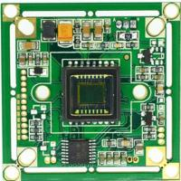 Buy cheap 2083+1221 600tvl 1/3 CCD camera module from wholesalers