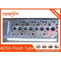 Buy cheap Complete head 4D56 flush type For Mitsubishi 4D56 Valve Sits Under the Main surface level from wholesalers