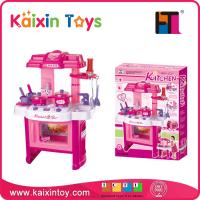 Cooking game girls kids kitchen set of ec91141139 for Kitchen set game