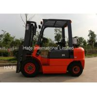 Buy cheap CQCD25 2.5T Propane Fuel System Forklift , Fork Lift Trucks With 3 Stage 5m Container Mast from wholesalers