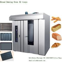 Buy cheap Electric Industrial Bakery Equipment 304 Stainless Steel Material CE / ISO from wholesalers