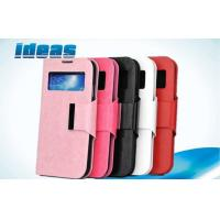Buy cheap Ladies PU Leather Mobile Phone Cases for iPhone with Wallet Style from wholesalers