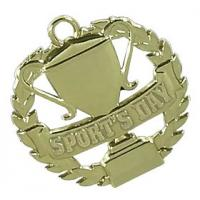 Buy cheap Custom Medals Metal for Volleyball from wholesalers