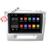 Buy cheap Quad Core Android 7.1.2 Suzuki Grand Vitara Dvd Gps System , In Dash Touch Screen Stereo product