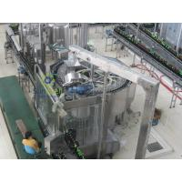 Buy cheap Glass Bottle Beer Filling Machine Automatic Multi-Head With Multi-Room Feeding from wholesalers
