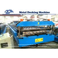 Roof decking roll forming quality roof decking roll for Roof decking thickness