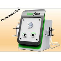 Buy cheap Water Dermabrasion / Diamond Hydradermabrasion For Facial Skin Rejuvenation And Beauty from wholesalers