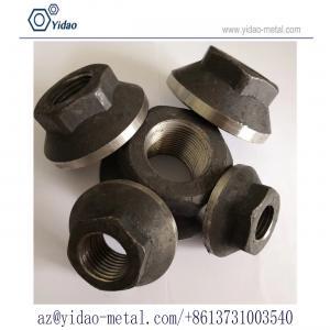 China Anchorage Head for STEEL Rebar/DEFORMED STEEL BAR/M16-M50/SELF COLOR OR BLACK/Saving & Reducing steel on sale