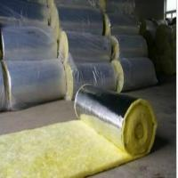 Buy cheap Glass wool insulation with Aluminium foil faced on one side from wholesalers