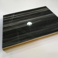 Buy cheap Wall Scratch Resistant  Fireproof Uv High Gloss Board 15mm from wholesalers
