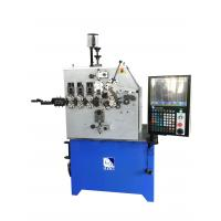 Buy cheap Max Wire Diamater 4.0mm Spring Coiling Machine With Three To Five Axes product