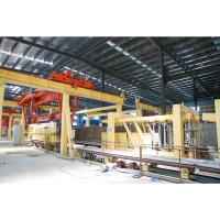Buy cheap 5.5KW AAC Cutter Lightweight Wall Panel Machine from wholesalers