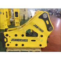 Powerful Hydraulic Rock Breaker , Hydraulic Hammer For Komatsu Excavator