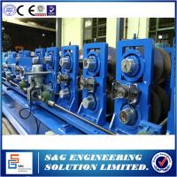 Buy cheap Hot Dipped Galvanized Steel C U Z Purlin Roll Forming Machine Corrosion Protection product